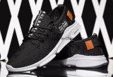La llegada de nuevos deportes zapatillas zapatos con Flyknit ejecuta la parte superior de los hombres el calzado (865)