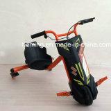 전기 아이들 편류 Trike 스쿠터가 도로에 의하여 장난감 세발자전거 360 농담을 한다
