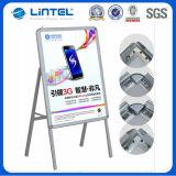 Sinal ao ar livre da placa de alumínio ereta livre do poster (LT-10-SR-32-A)