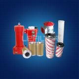 A indústria de petróleo e gás do filtro de filtração de fluxo hidráulico