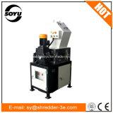 Défibreur de quatre arbres/machine concasseuse en plastique/défibreur en plastique de seau