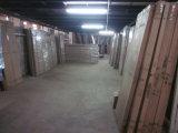 Porte en bois de chambre à coucher d'armature d'alliage d'aluminium