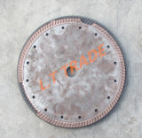 Caliente-Presionar el molde del grafito de la sinterización para los discos del corte del diamante