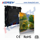 옥외 임대료 LED 영상 벽 (P3.9, P4.8, P5.9)