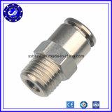 まっすぐな金属1の接触管の空気の速い付属品