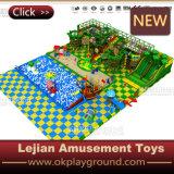 Apparatuur van de Speelplaats van de Jonge geitjes van de lage Prijs de Nieuwste Model Binnen (t1502-8)