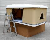 [أوبل] خارجيّ على أرض جانب ظلة مع سقف أعلى خيمة