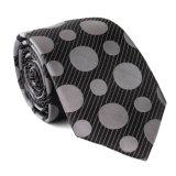 Ensemble fait sur commande de bonne qualité de cadeau de place de poche de mouchoir de cravate en soie