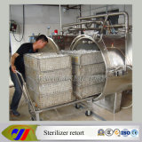 Стерилизация Pot Autoclave Retort для Packing Food