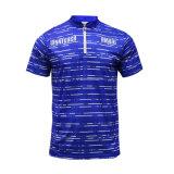 La Chine fournisseur T Shirt Design personnalisé d'impression de gros des T-Shirts Mens Bowling