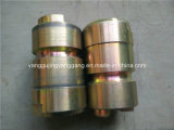 Het Type Connetor van Dynanpack van de Schacht van de Concrete Vibrator