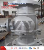Flansch-industrielles Kugelventil Soem-ANSI-150lb Wcb