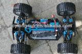 1/10 4WD véhicules électriques du camion RC avec la batterie rechargeable