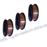 Le CO2 Copper-Coated Gas-Shield Fil de soudure AWS ER70S-6