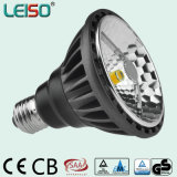 Reflector COB Design TUV GS Certified 15W LED PAR30 (a)