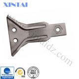 Горячая сталь Plaing цинка сбывания штемпелюя части