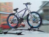 アルミ合金のバイクの自動車運搬トラックの自転車のルーフラックBAW018