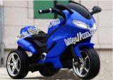 Три колеса моды модель педали аккумуляторные батареи пульта ДУ перевозить детей в мини-электрического мотоцикла