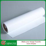 Vinilo imprimible del traspaso térmico del color ligero de Qingyi para la ropa