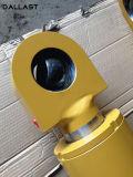 쓰레기 트럭 피스톤을%s 두 배 단 하나 임시 망원경 유압 기름 실린더
