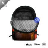 Настраиваемый логотип слово Фото моделей на рюкзак ткани полотенного транспортера