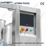 Máquina automática de enchimento e selagem de tubos de plástico ultra-sônico (DGF-25C)