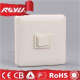 1 مجموعة مفتاح 1 طريق, طاقة - توفير قوة زرّ مفتاح