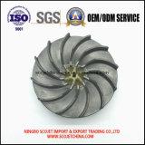 La turbine de moulage mécanique sous pression avec la turbine chaude ou froide