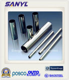 SUS201, 304, 316 Stainless Steel Welded Pipe