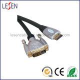 Stop HDMI 19Pin aan de Digitale Kabel van de Stop DVI