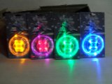 3th LED Shoelaceの上のGEN Blister Packing Best Price Disco Flash Light