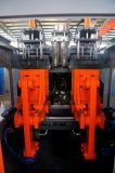 プラスチックオイルは完全な自動びんのブロー形成機械をバケツでくむ