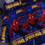 卸し売り3D印刷のくも人のホーム寝具の羽毛布団カバー