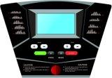 Gymateの体操装置のFoldable連続した機械によってモーターを備えられるトレッドミルのマッサージ機械