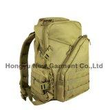 Полиэстер 600d среднего размера военного нападения рюкзак (HY-B021)