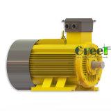 50kw générateur magnétique de 450tr/min, 3 PHASE AC générateur magnétique permanent, le vent de l'eau à utiliser avec un régime faible