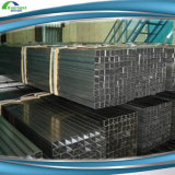 Hersteller-Schweißungs-Stahlrohr-Schwarzes geschweißtes Stahlrohr für Baumaterial