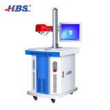 Boa qualidade máquina de marcação a laser de fibra de 20 W com mesa