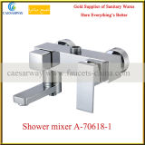Baignoire robinets à levier unique avec Shattaf pour salle de bains