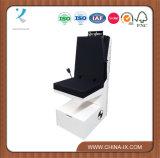 Cadeira de exposição de madeira para assento de segurança infantil