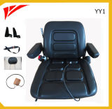 Semi Suspension (YY1)를 가진 Qinglin Yy1 PVC Forklift Seat