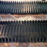 Esteira rolante de borracha (76*12.7*120) para a maquinaria pequena