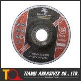 Roda de moedura do centro T27 deprimido para o aço inoxidável 180X6X22.2