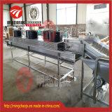 Secador de correia transportadora Machineafter Tomate lavar o equipamento de secagem do ar
