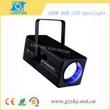 320W LED RGBW Fresnel Licht für Stadiums-Beleuchtung