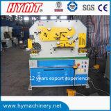 Perfuração Q35Y-12 combinada hidráulica & corte & máquina de dobra