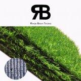 20-35mm 반대로 UV 조경 훈장 정원 홈을%s 합성 인공적인 잔디 잔디밭