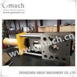 PP/PE Déchets de plastique recyclage changeur d'écran hydrauliques de la machine