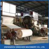 Le recyclage des déchets de papier 787mm Rouleau de papier hygiénique Making Machine