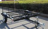 5-FT-x 8-FT-Stahldienstschlußteil mit Rampen-Gatter